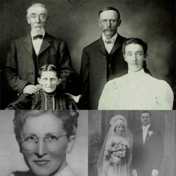 Laura Dickinson's Family